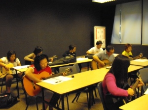 Fengshan CC Guitar Class